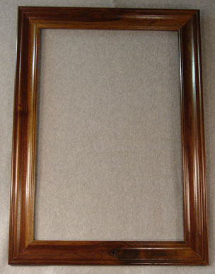 Framed Mirrors Etched And Plain