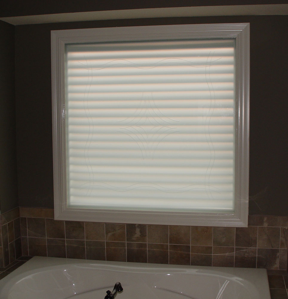 Window treatments for Window blinds with designs